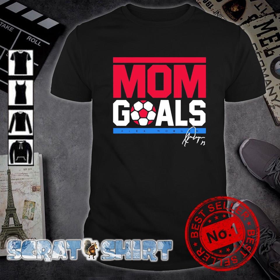 Mom goals Alex Morgan shirt