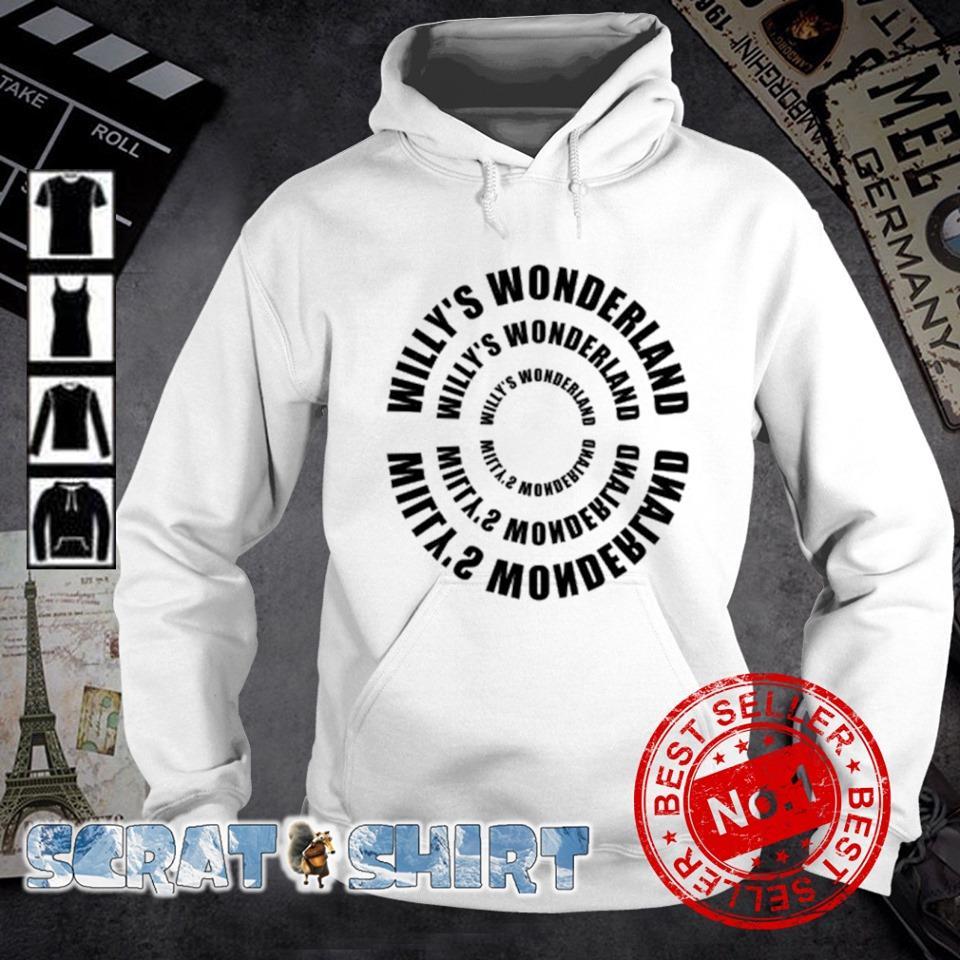 Willy's Wonderland Willy's Wonderland s hoodie