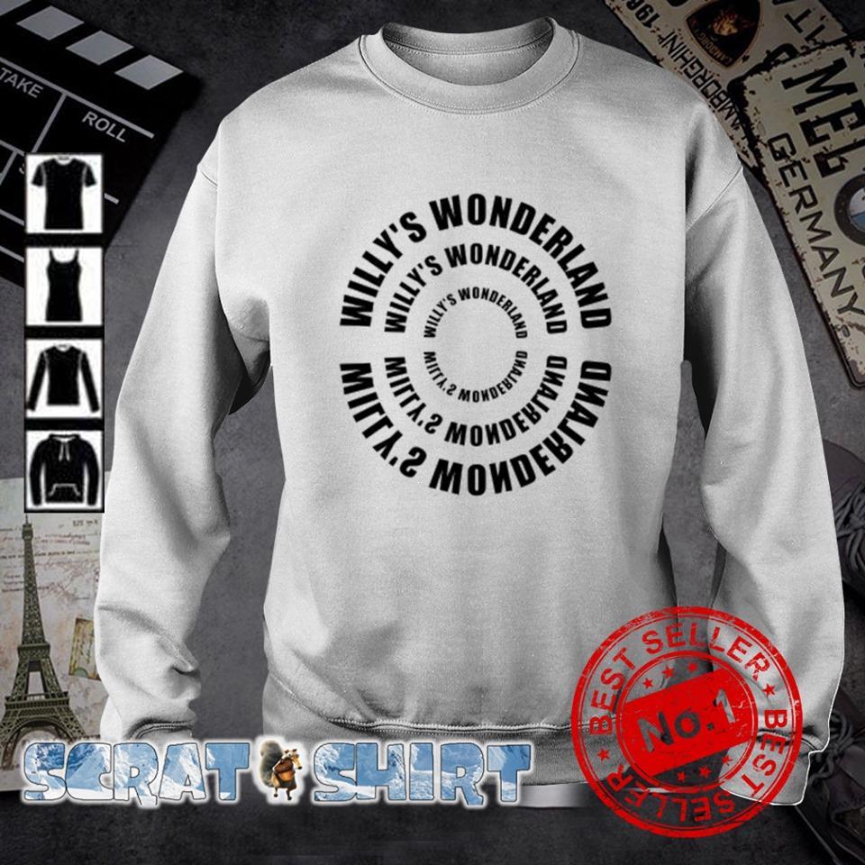 Willy's Wonderland Willy's Wonderland s sweater