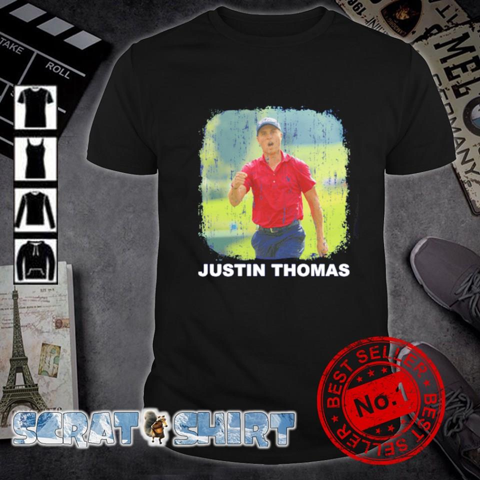 Justin Thomas U.S. Open Golf Champion shirt