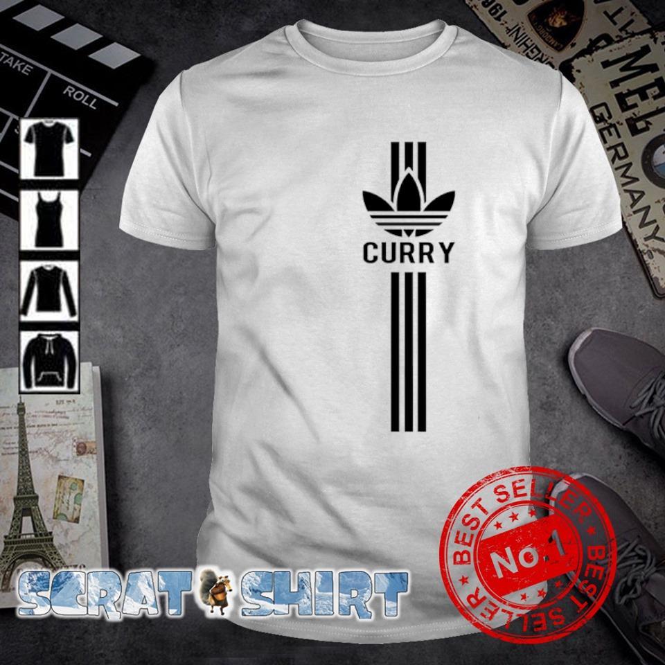 Adidas curry shirt