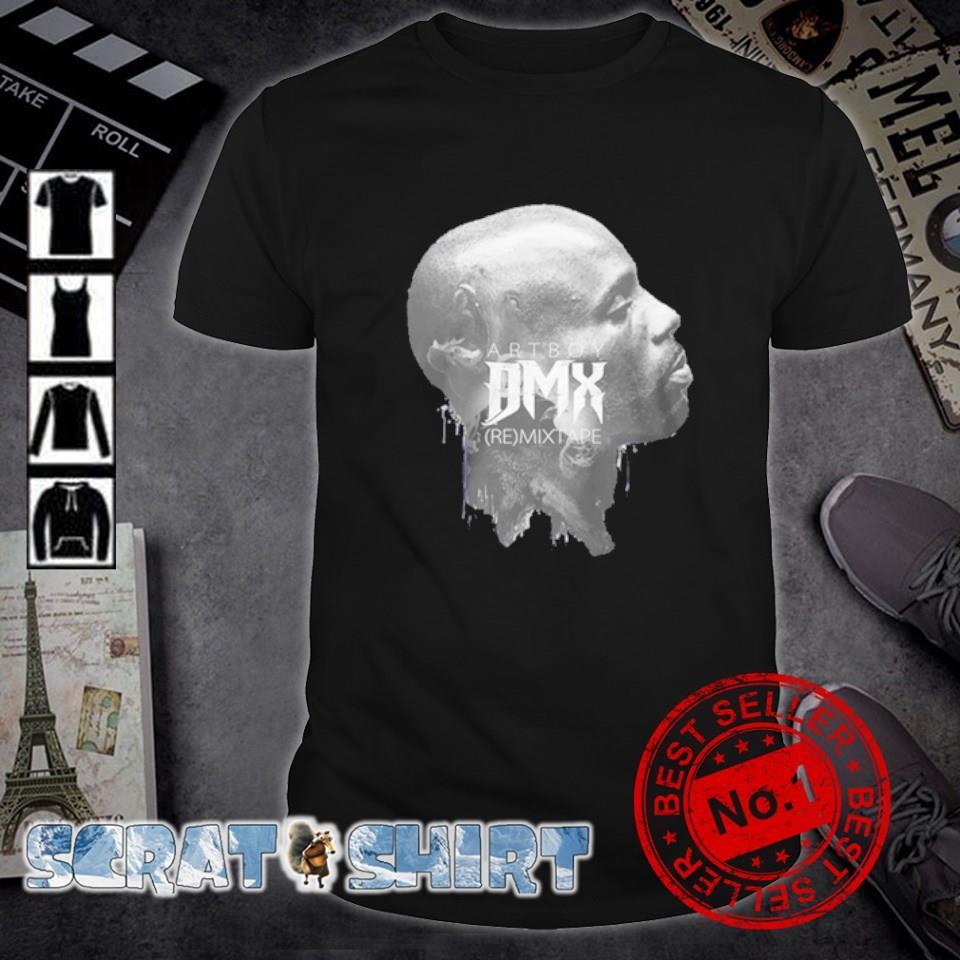 Art boy DMX remix tape shirt