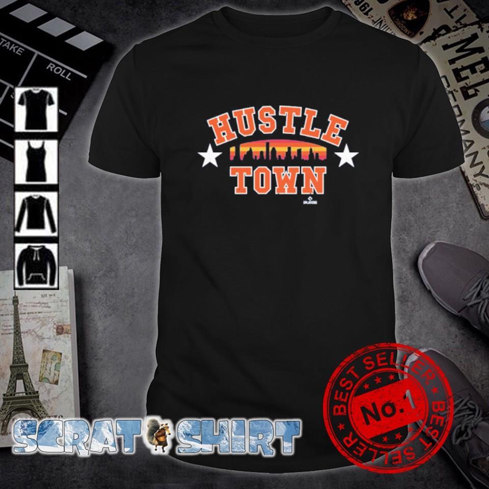 Houston H-Town Hustle town shirt