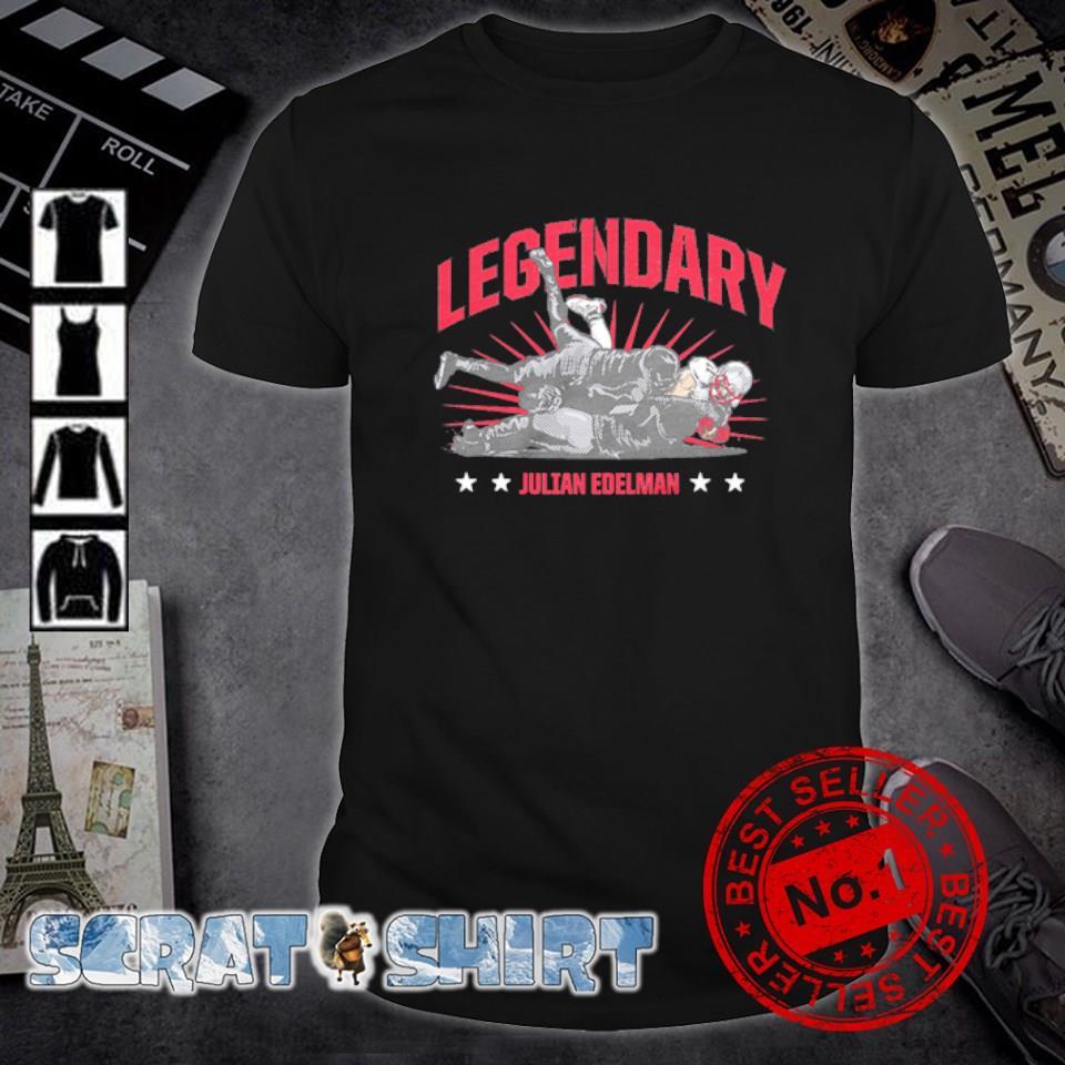 The Legendary Julian Edelman shirt