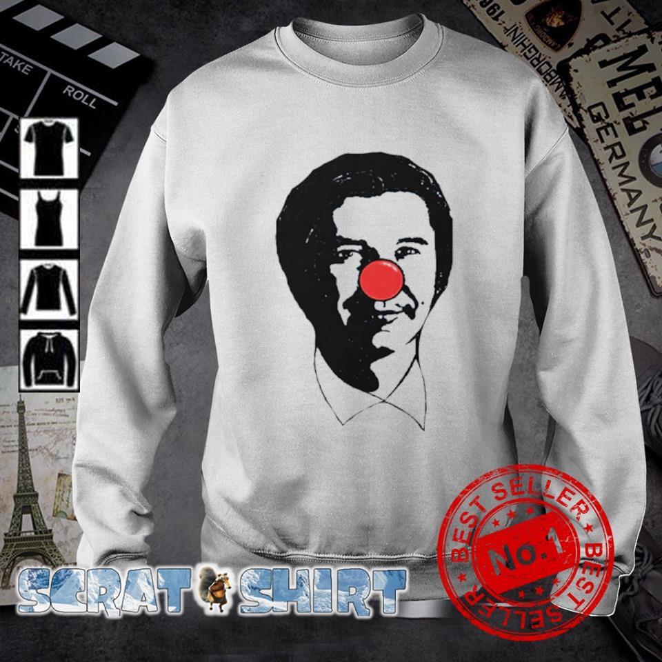 Vlad Tenev Clown s sweater