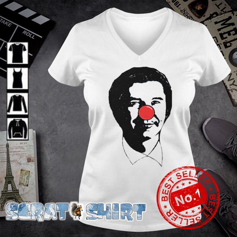 Vlad Tenev Clown s v-neck t-shirt