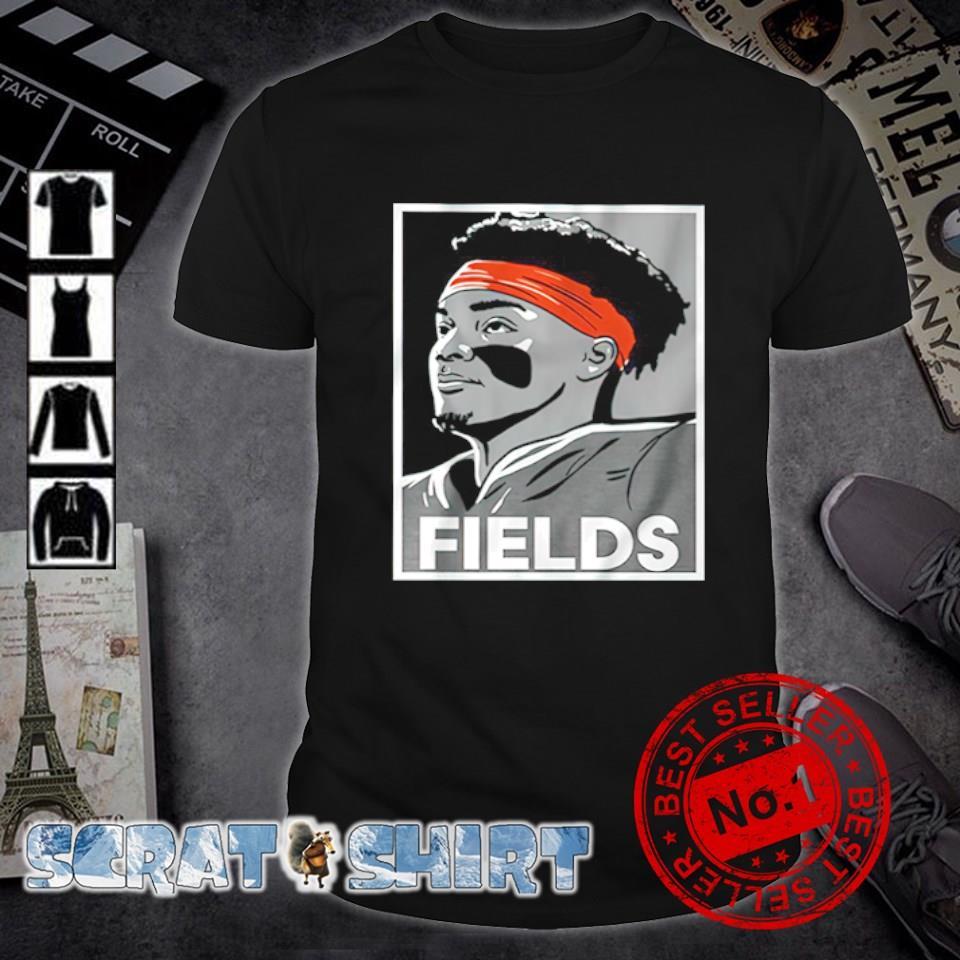 Bears Justin Fields shirt