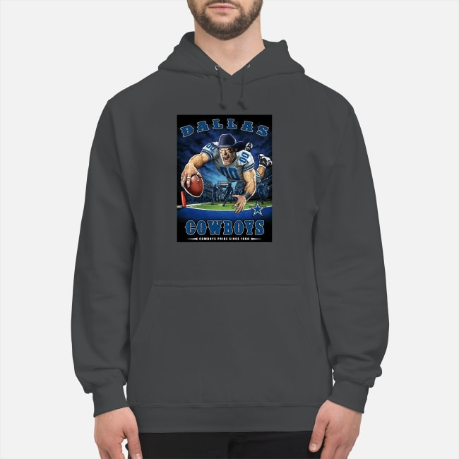 Dallas Cowboys pride since 1960 Hoodie