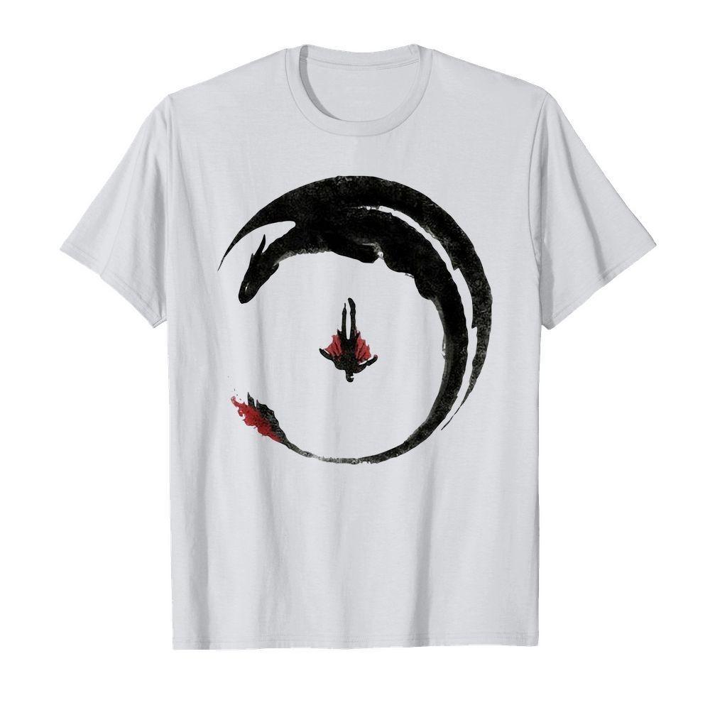 Dragon fall Game of Thrones shirt