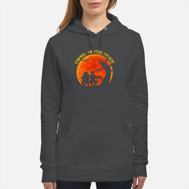 Edward I'm your father Halloween Hoodie