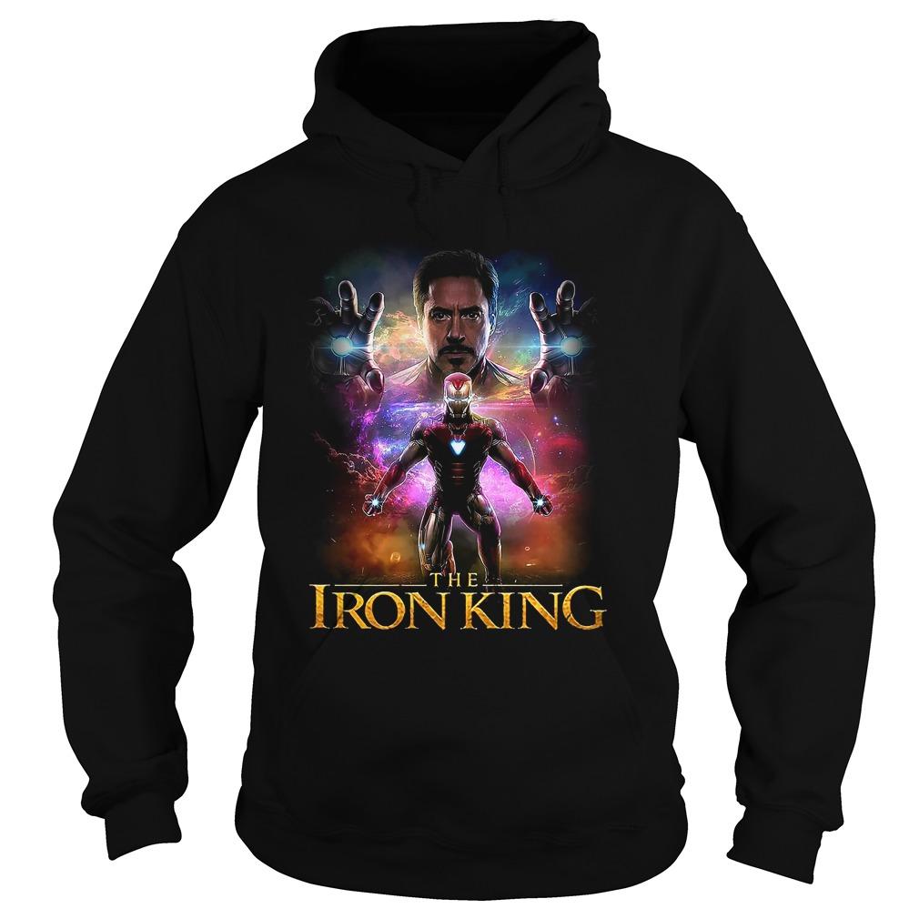 Iron Man The Iron King Hoodie