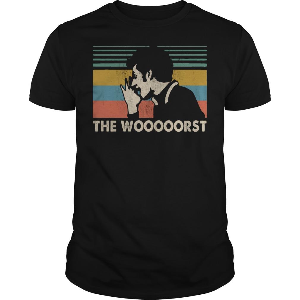 Jean Ralphio Saperstein The wooooorst vintage shirt