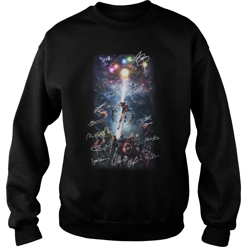 Marvel Avengers Endgame Infinity War Sweater