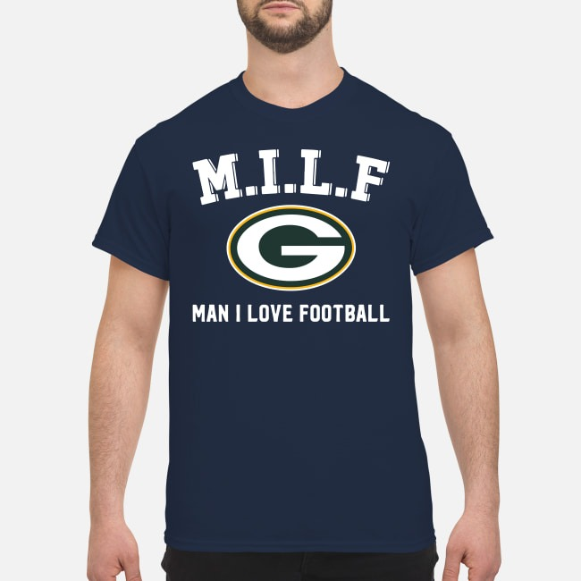 MILF Green Bay Packers man I love football