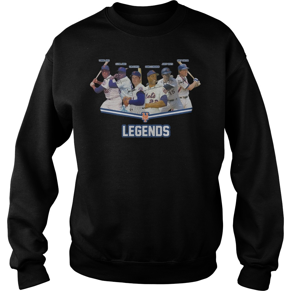 New York Mets Legends Sweater