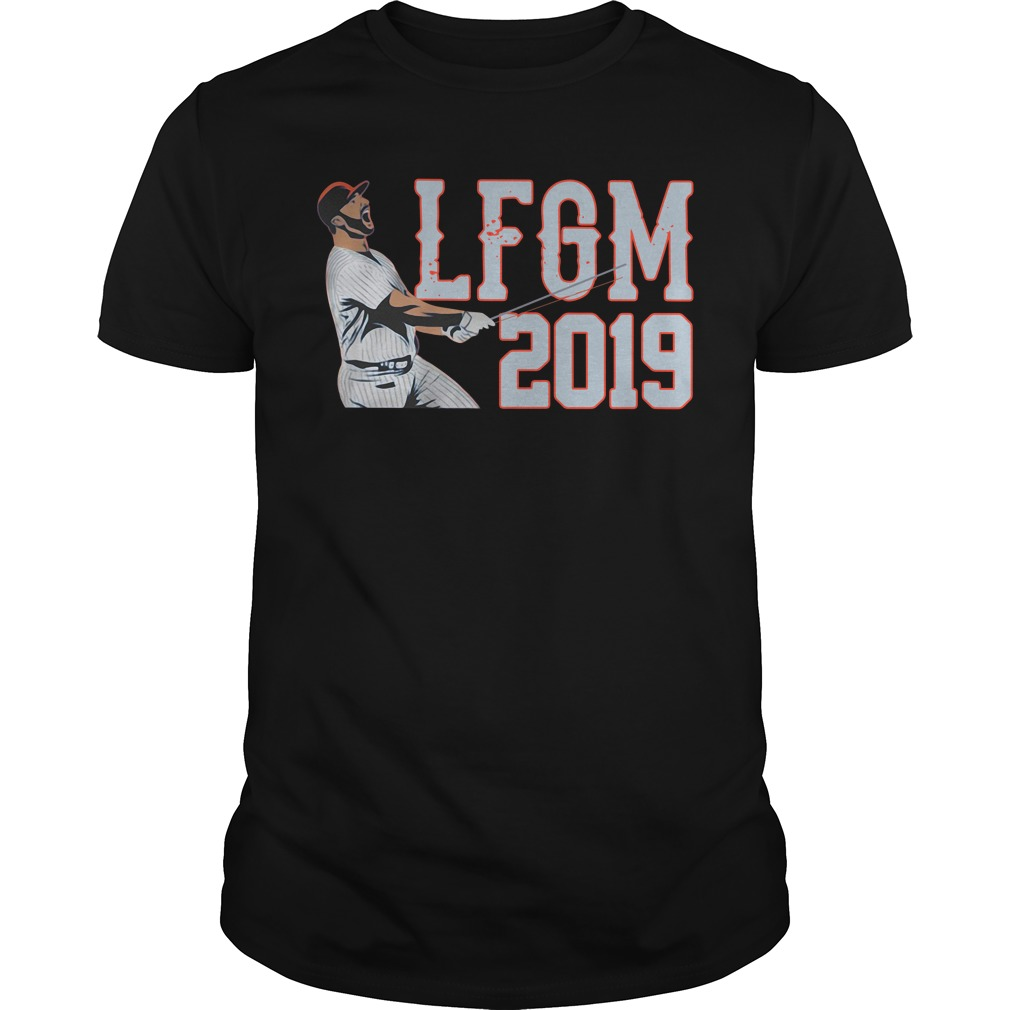 Pete Alonso LFGM 2019 shirt