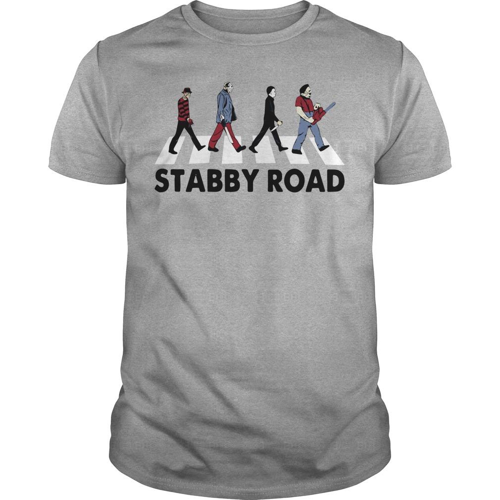 Stabby Road Halloween shirt