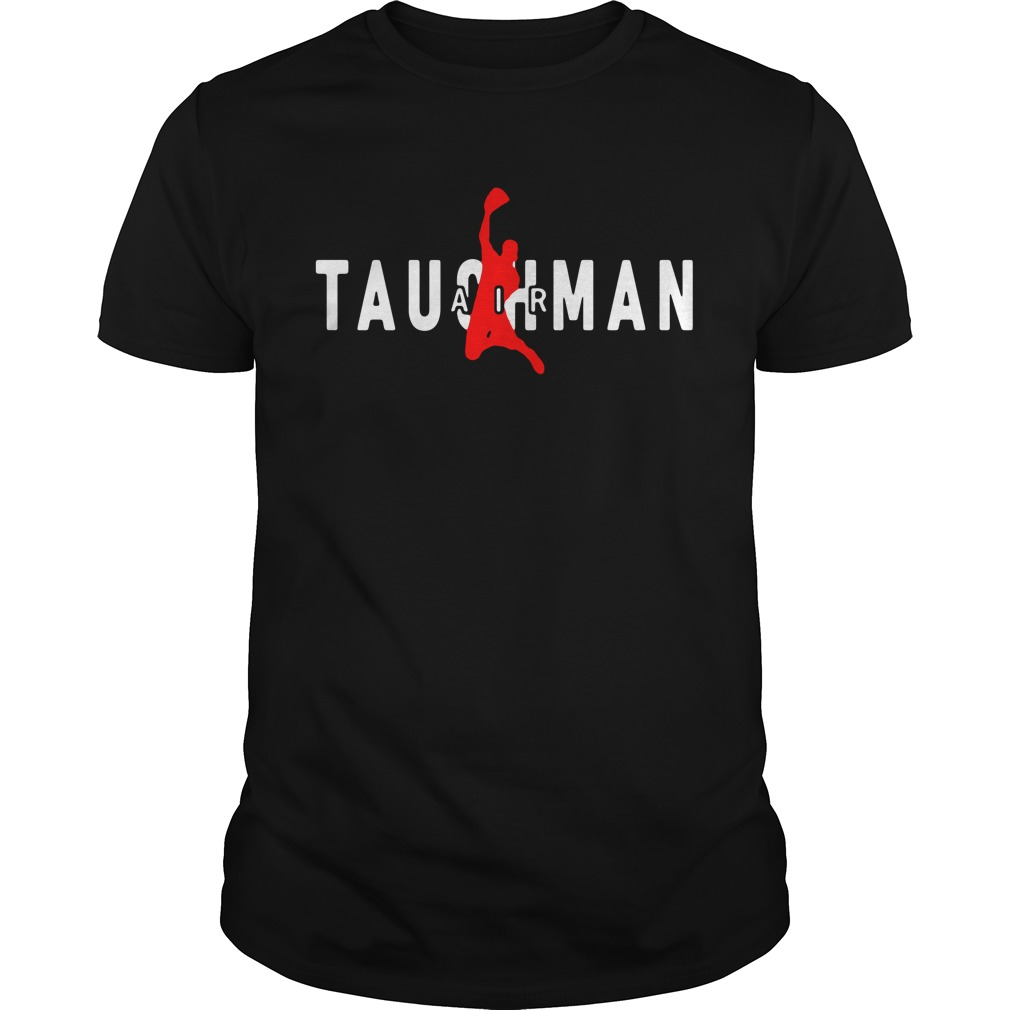 Tauchman Air shirt