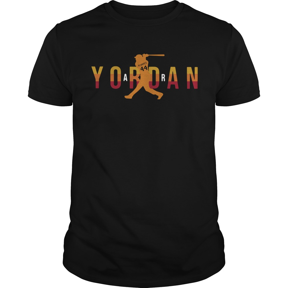 Yordan air shirt