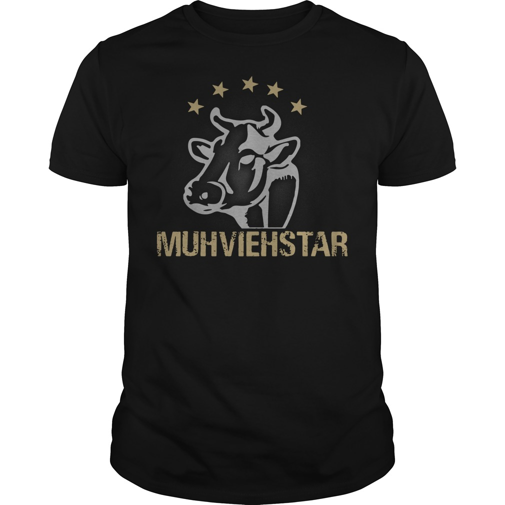 Cow muhviehstar shirt