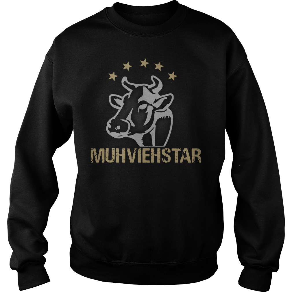 Cow muhviehstar Sweater