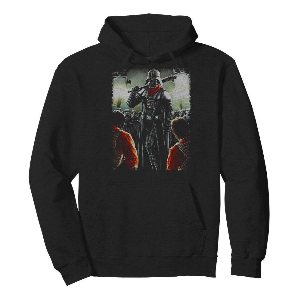 Darth Negan Star Wars Hoodie