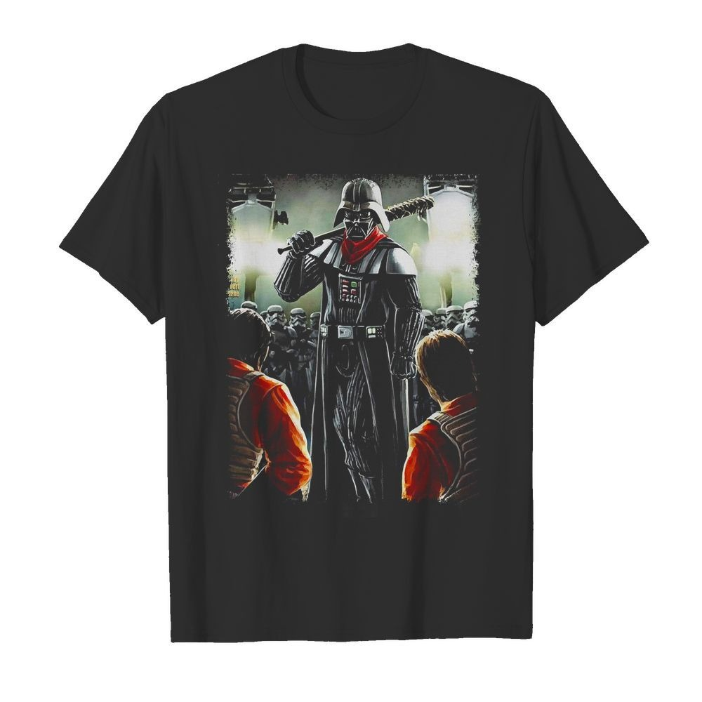 Darth Negan Star Wars shirt