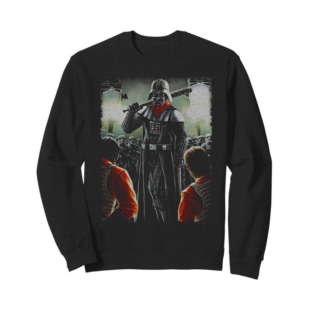 Darth Negan Star Wars Sweater