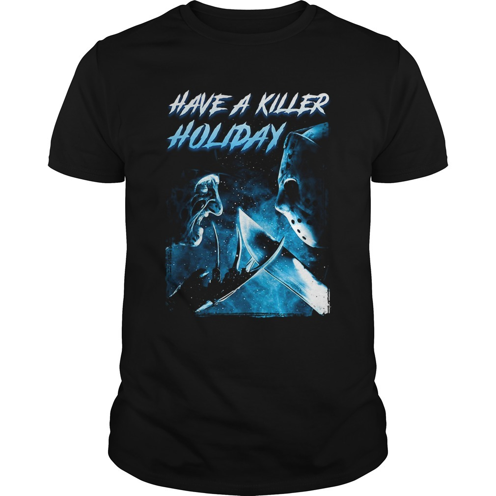 Freddy Krueger have a killer holiday Jason Voorhees shirt
