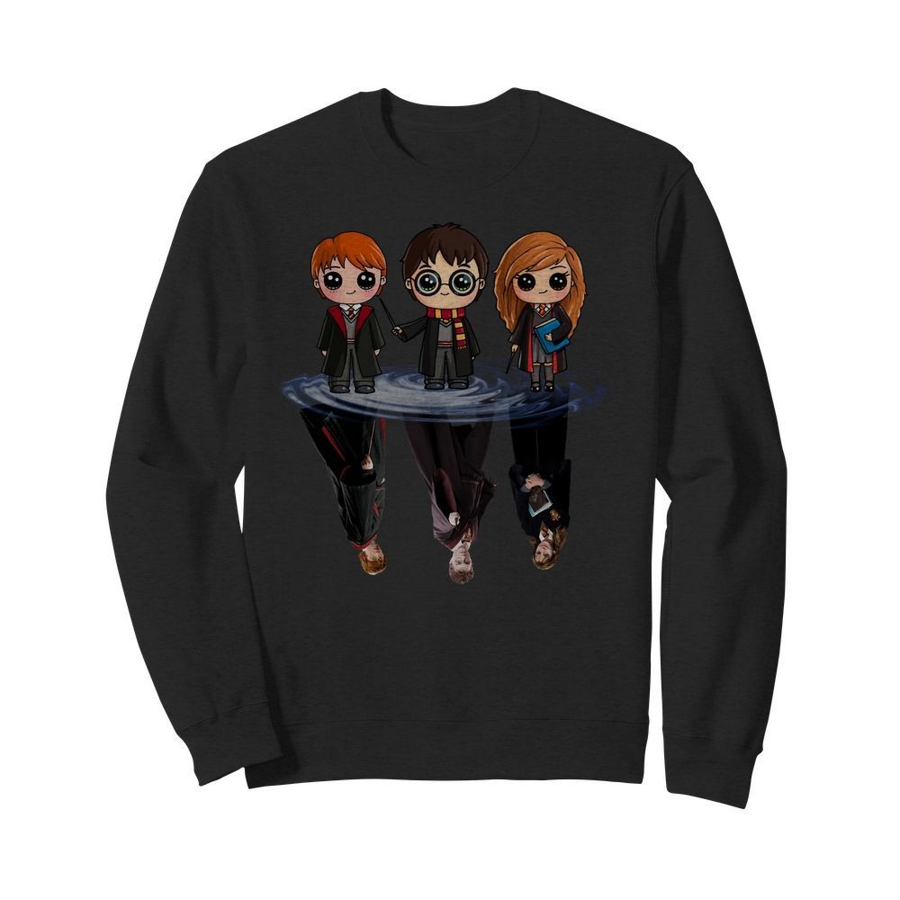 Harry Potter water mirror reflection Sweater