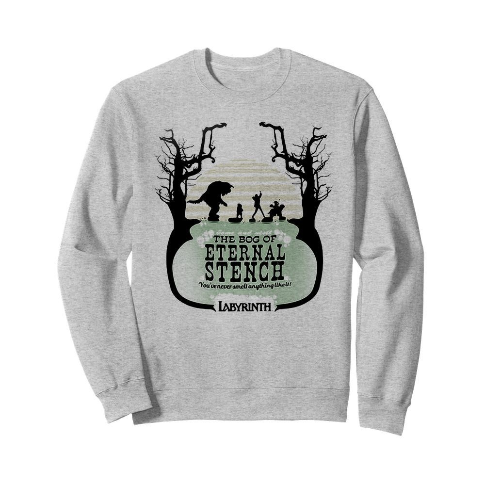 Labyrinth come and visit the bog of Eternal Stench Sweater