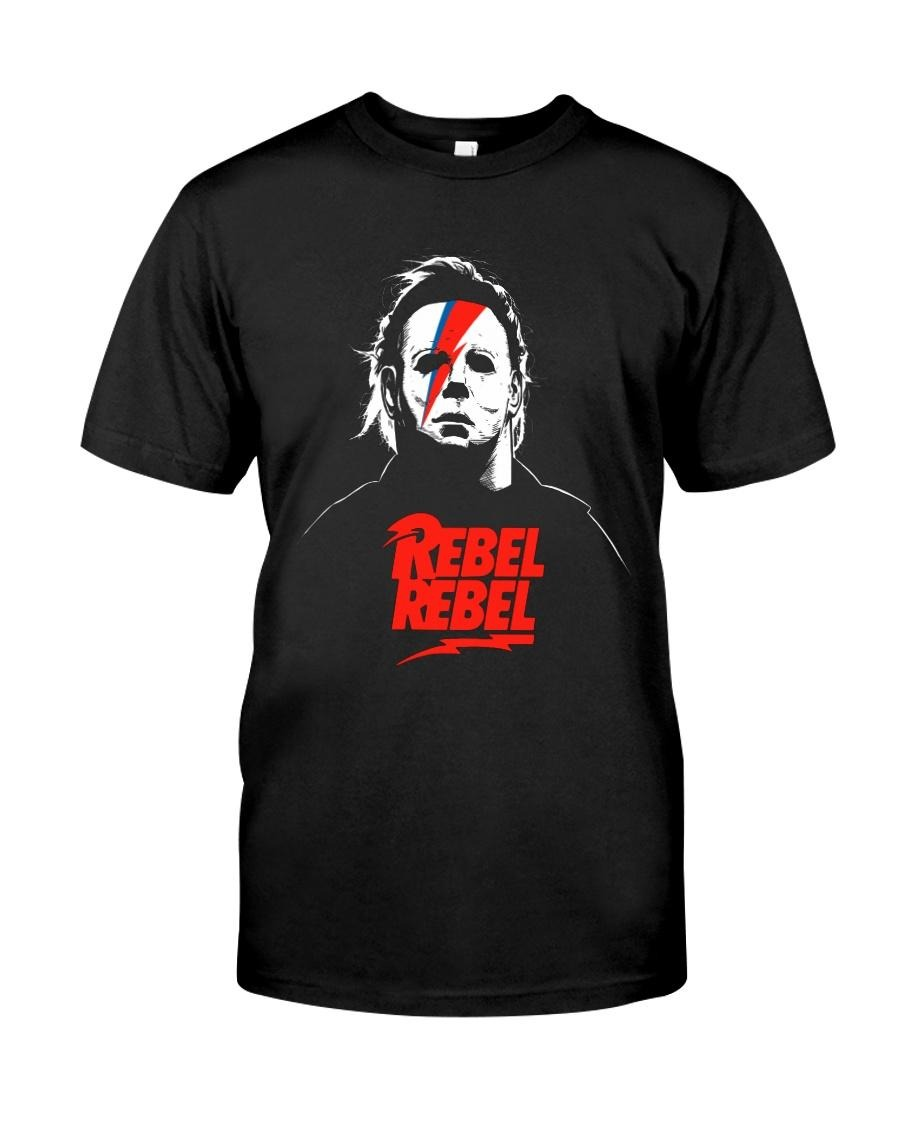 Michael Myers Rebel Rebel shirt