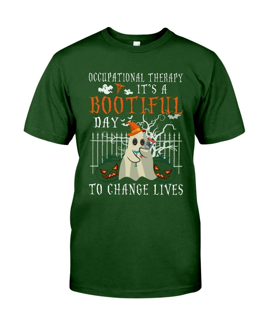 Occupational therapy It's a bootiful day to change lives shirt