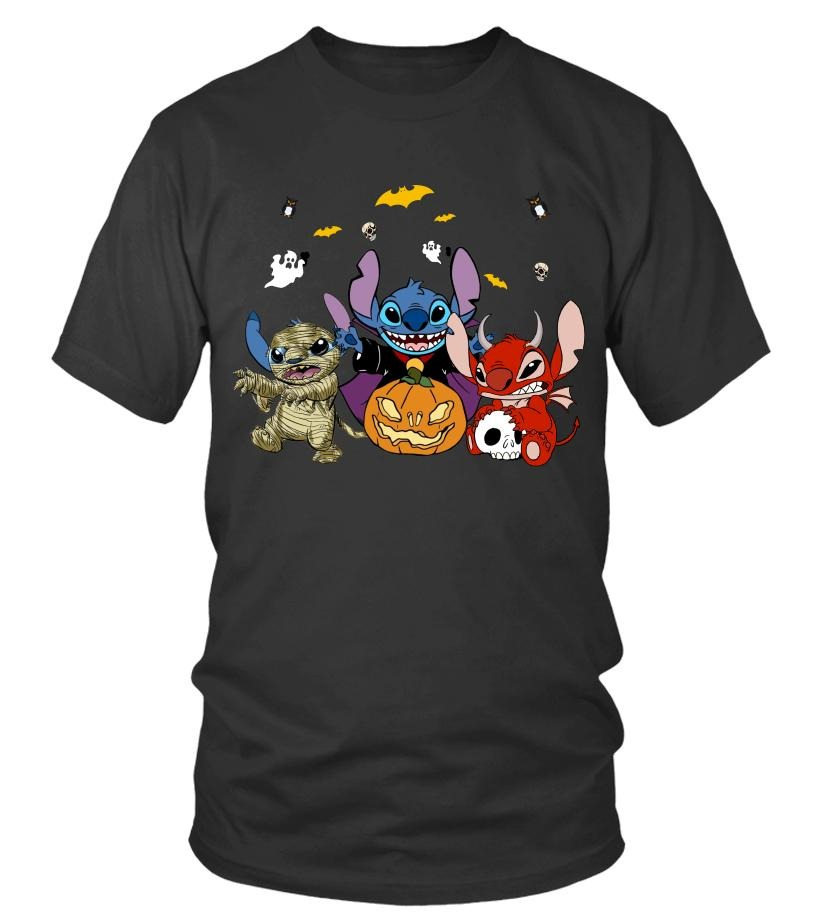Stitch Halloween costume shirt