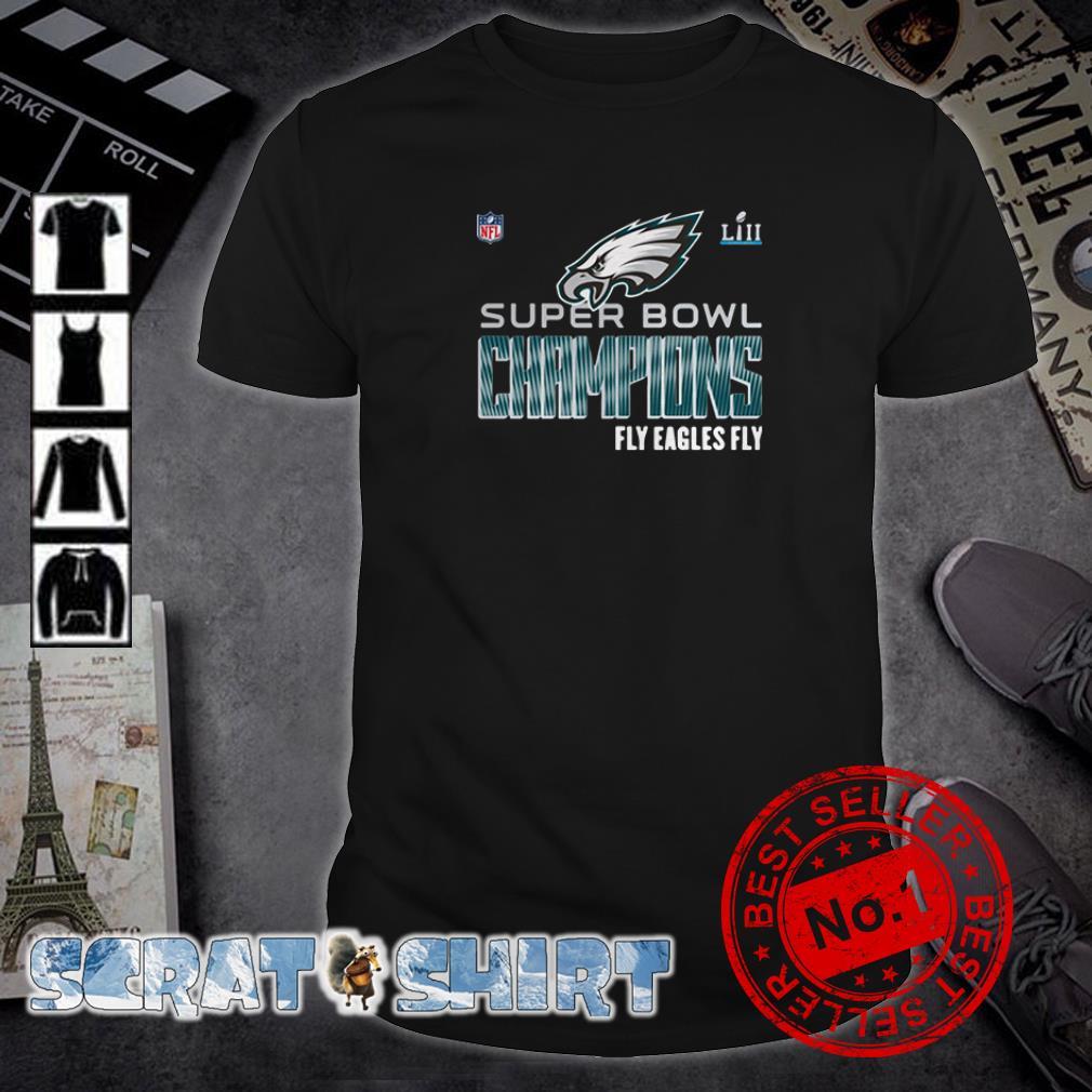 """Philadelphia Eagles /""""Fly Eagles Fly/"""" Womens V-Neck T-Shirt"""