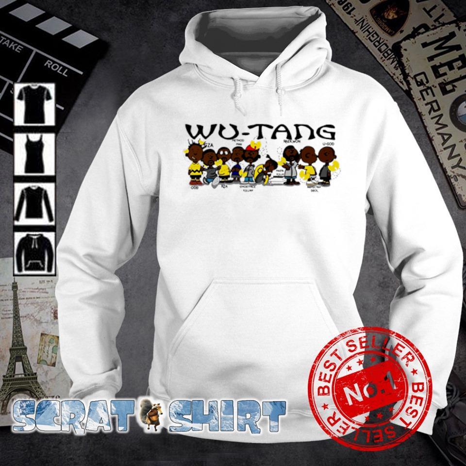 Wu-Tang clan members s hoodie