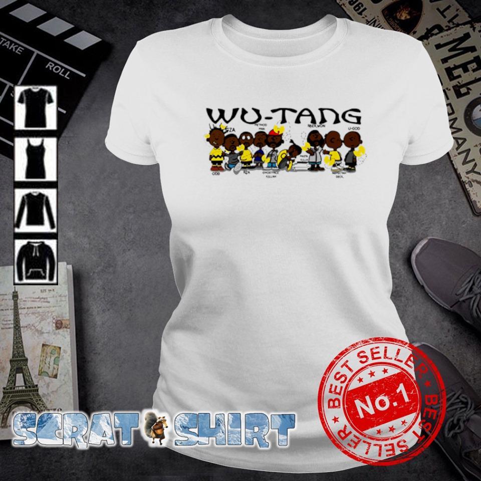 Wu-Tang clan members s ladies-tee