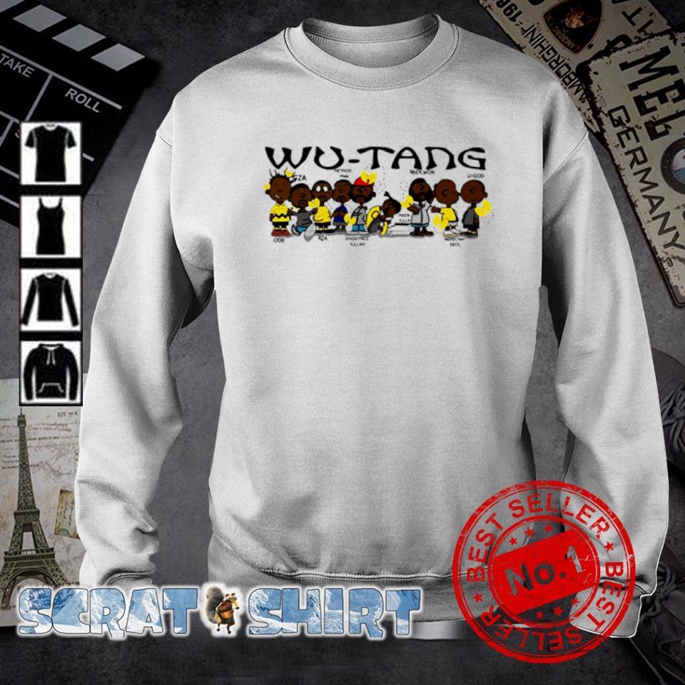 Wu-Tang clan members s sweater