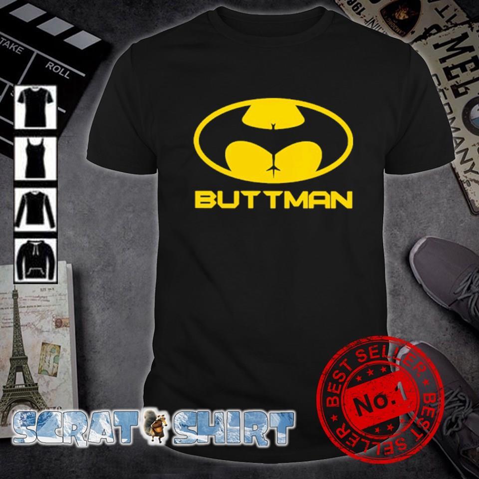 Batman Buttman Shirt
