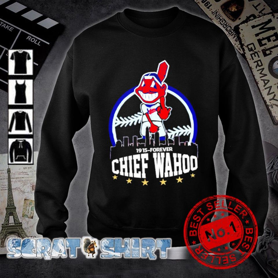 Chief Wahoo 1915 forever s sweater