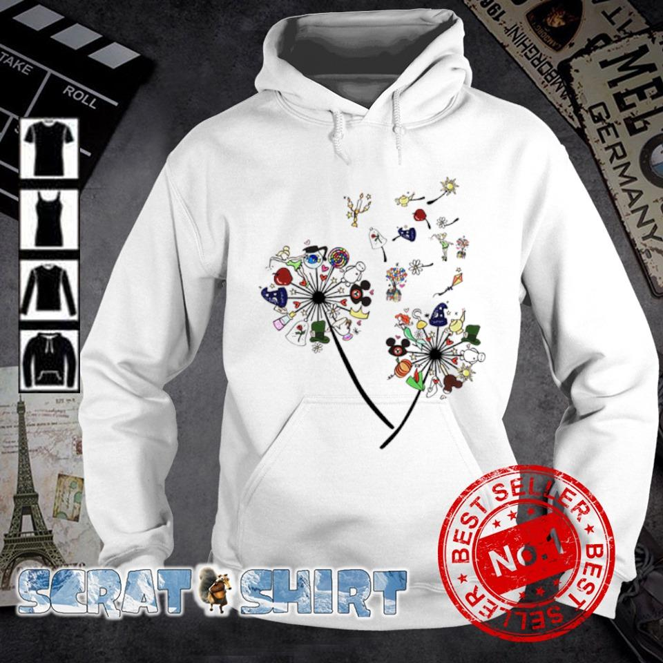 Dandelion disney character s hoodie