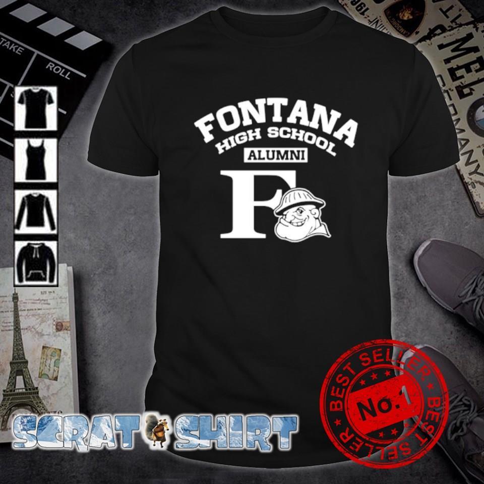 Fontana high school Alumni shirt