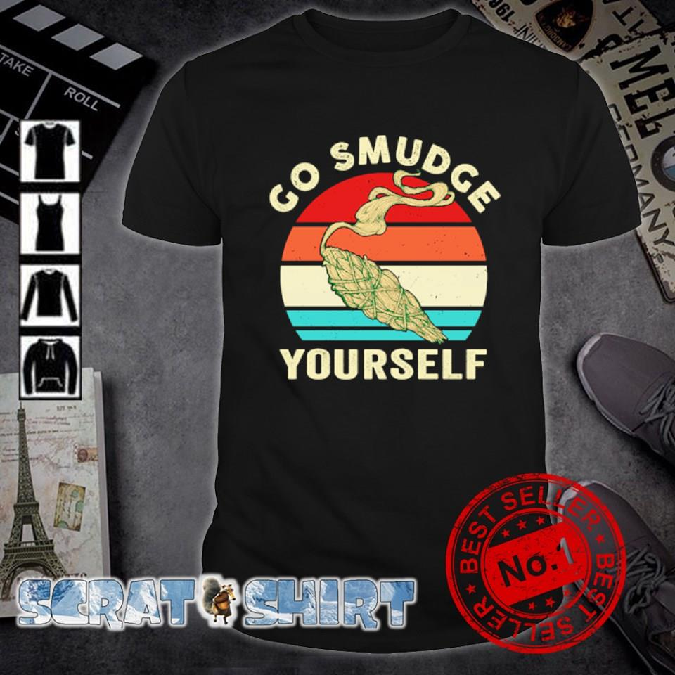 Go Smudge Yourself vintage shirt