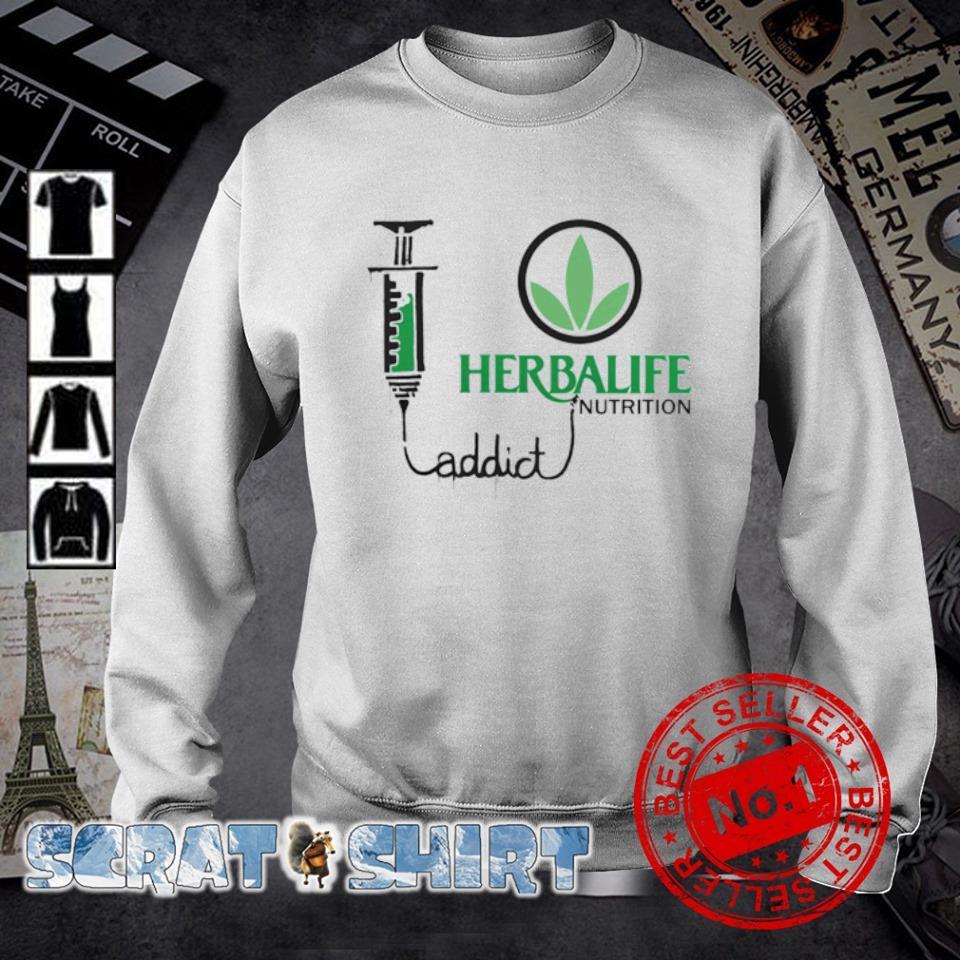 Herbalife nutrition addict s sweater