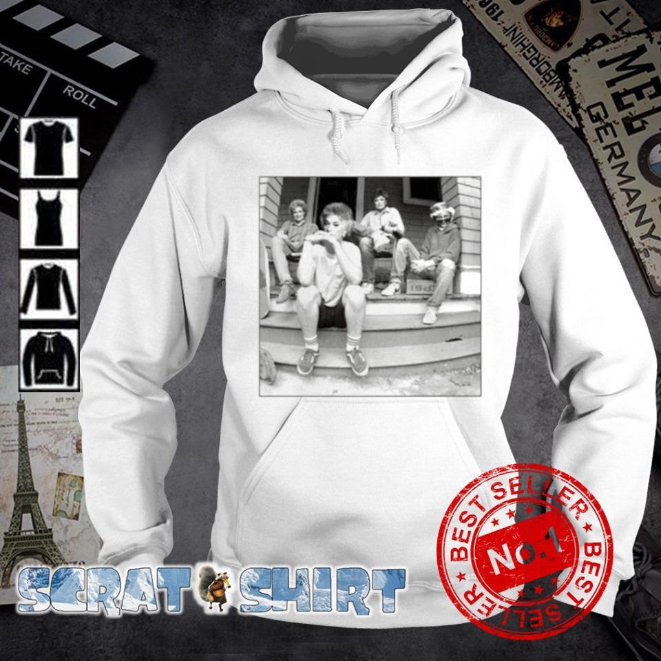 Minor Threat Ep cover Golden Girls s hoodie