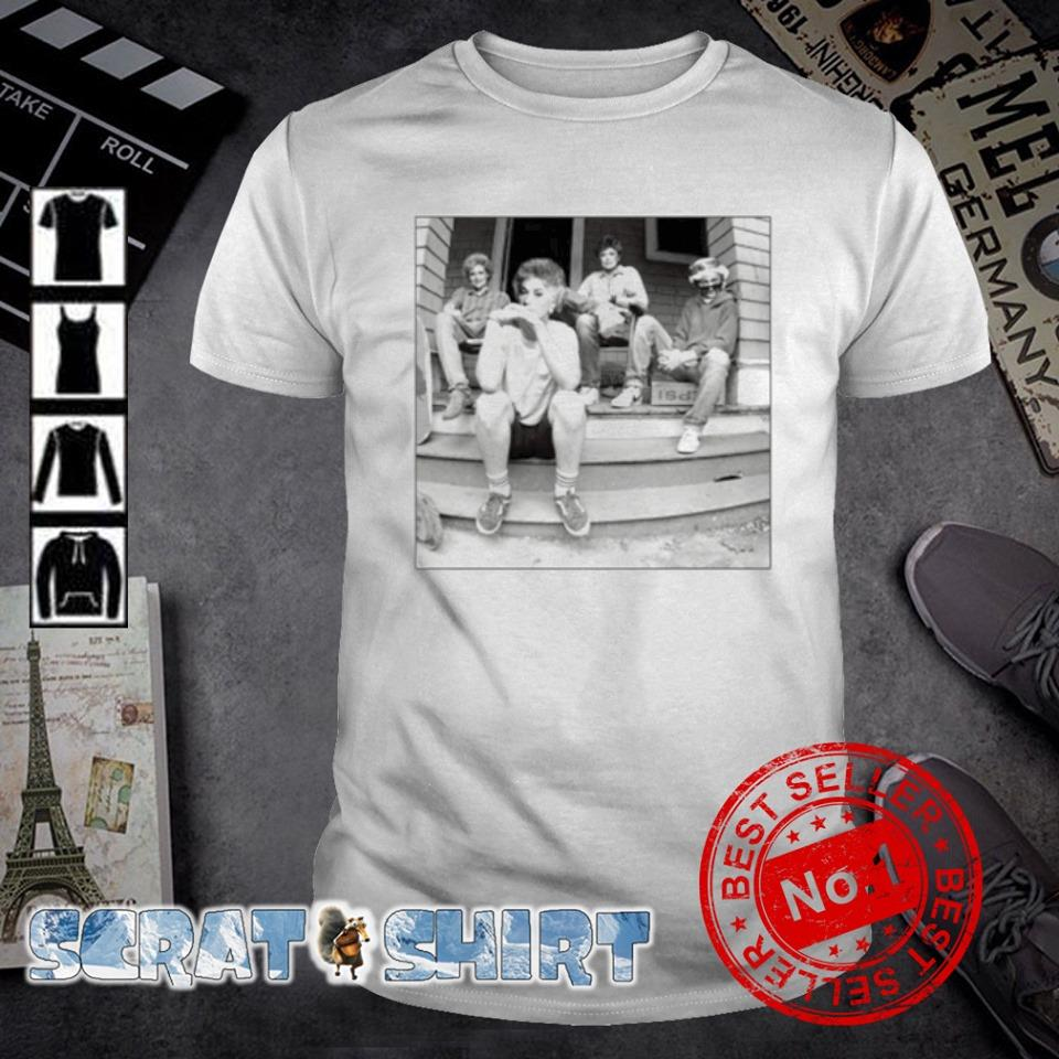 Minor Threat Ep cover Golden Girls shirt