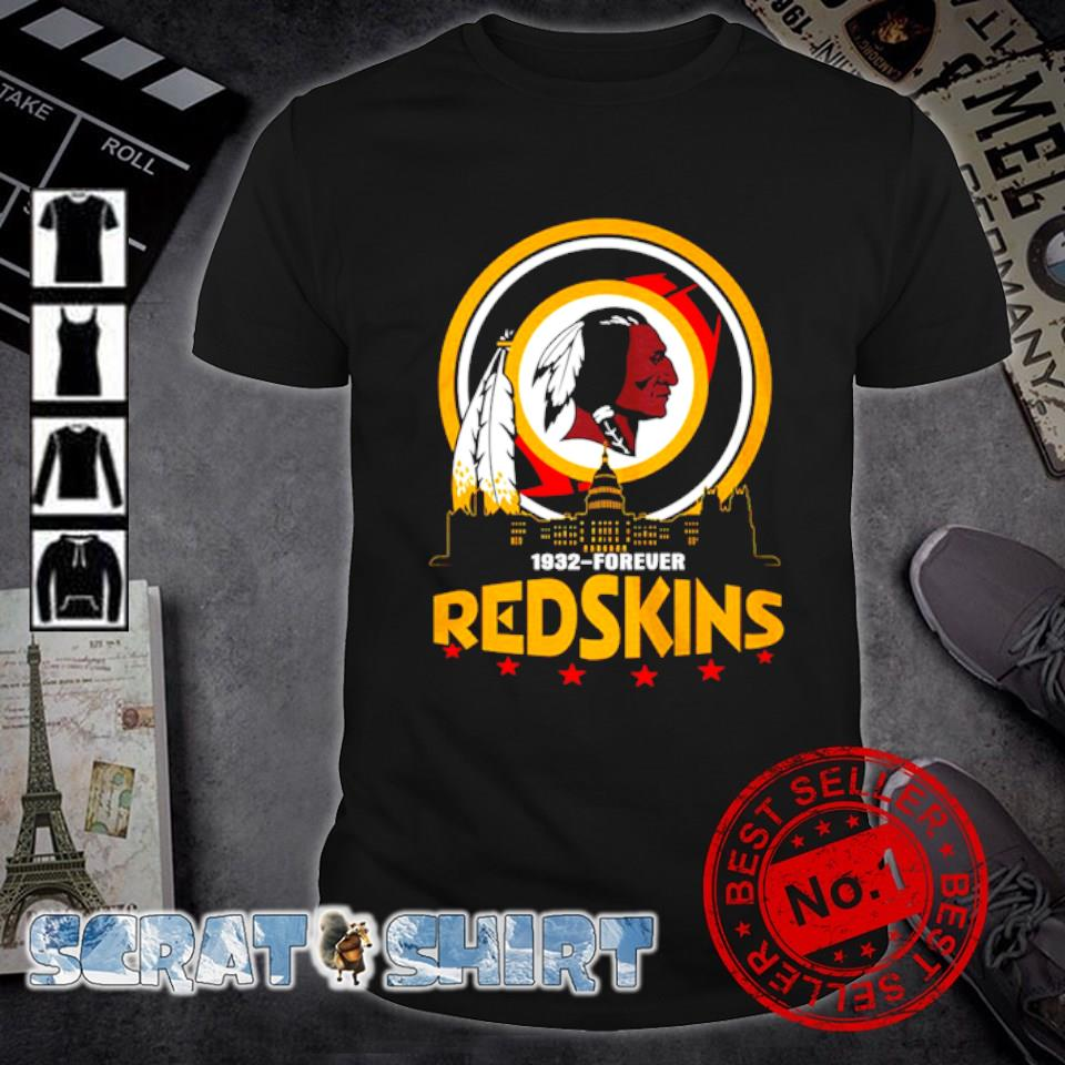 Redskins 1932 forever shirt