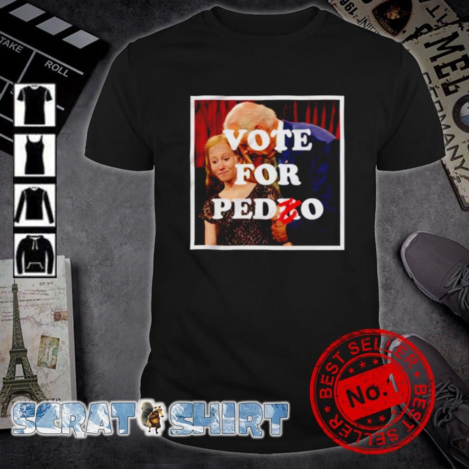 Trump vote for Pedro shirt