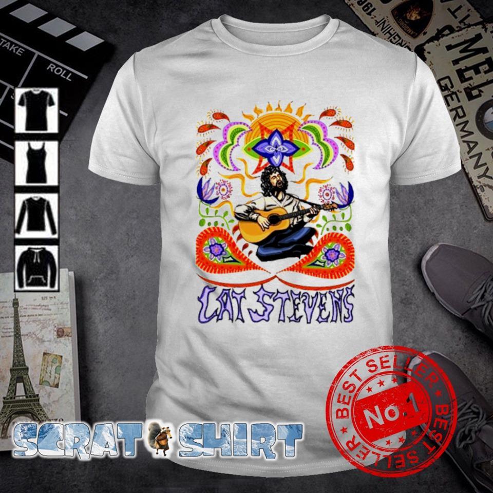 Cat Stevens hippie shirt