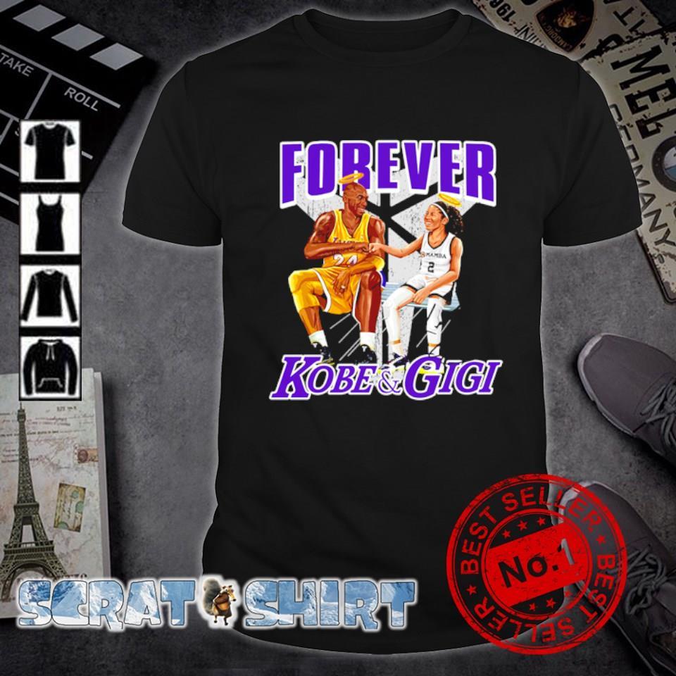 Forever Kobe and Gigi shirt